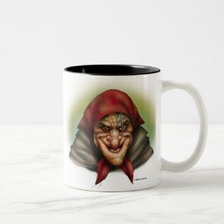 Witchie Two-Tone Coffee Mug