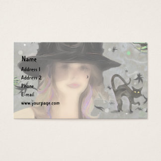 Witching Hour! Business Card