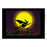 Witching Hour Greeting Card