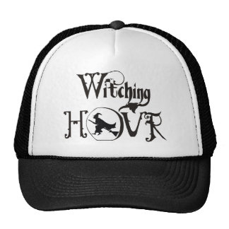 Witching Hour Mesh Hats