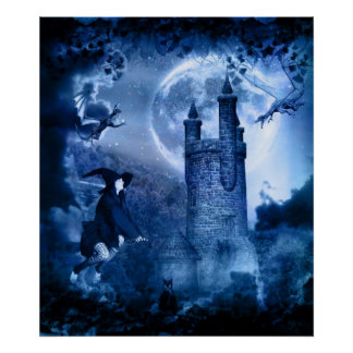 Witching Hour Print