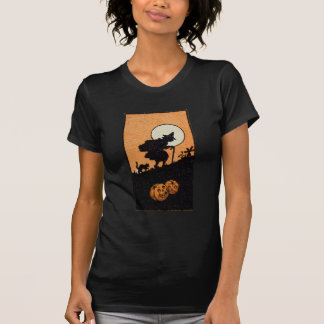 Witching Hour (Vintage Halloween Card) Shirt