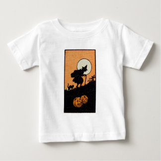 Witching Hour (Vintage Halloween Card) Tee Shirt