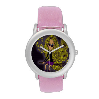 Witching Hour! Wristwatches