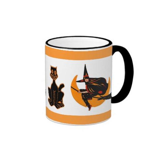 Witching usted una taza del feliz Halloween