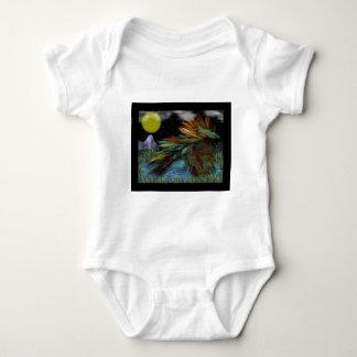 WitchingHourBird. Baby Bodysuit