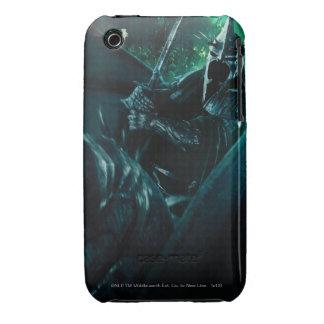 Witchking con la espada iPhone 3 Case-Mate fundas