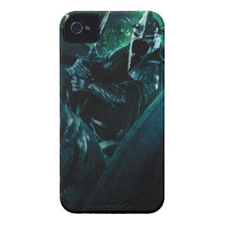 Witchking con la espada Case-Mate iPhone 4 fundas