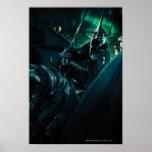 Witchking con la espada póster
