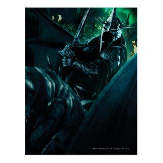 Witchking con la espada tarjetas postales
