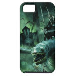 Witchking que monta Fellbeast iPhone 5 Case-Mate Fundas