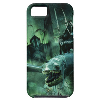 Witchking que monta Fellbeast Funda Para iPhone 5 Tough