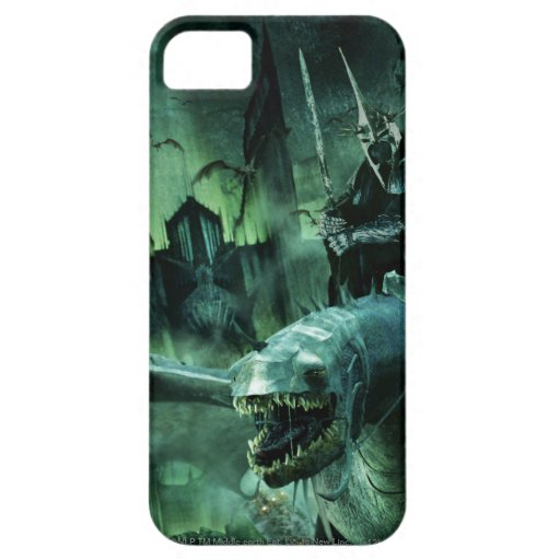 Witchking que monta Fellbeast iPhone 5 Funda