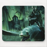 Witchking Riding Fellbeast Mouse Pad