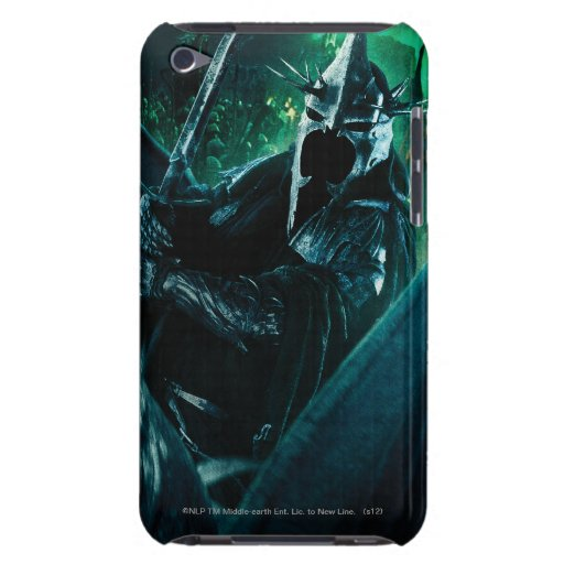 Witchking with sword Case-Mate iPod touch case