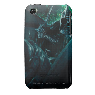 Witchking with sword iPhone 3 case
