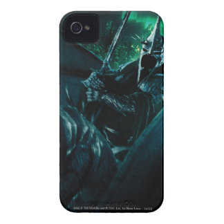 Witchking with sword iPhone 4 Case-Mate case