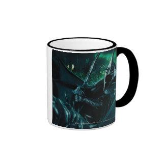 Witchking with sword mug