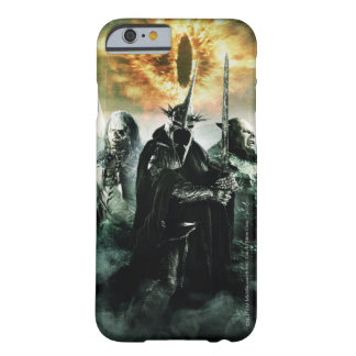 Witchking y Orcs Funda De iPhone 6 Barely There