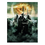 Witchking y Orcs Postales