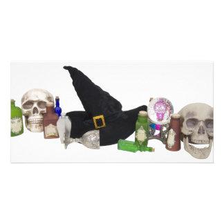 WitchKit090409 Photo Greeting Card