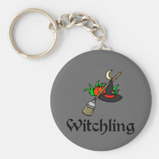 Witchling Key Chain