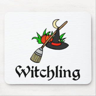 Witchling Mouse Pad