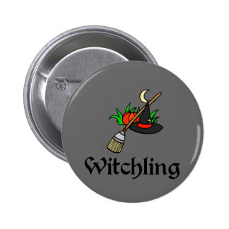 Witchling Pin