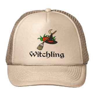 Witchling Trucker Hat