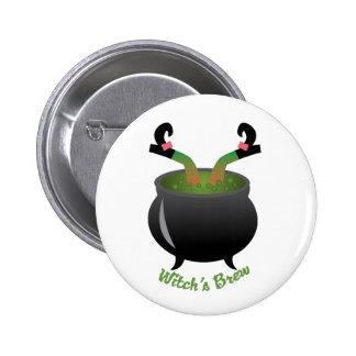 Witchs Brew Button