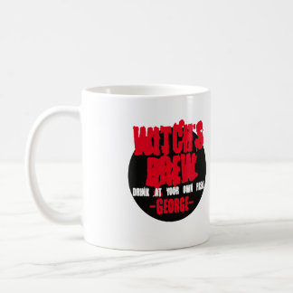 Witch's Brew. Drink at your own risk. Coffee Mug