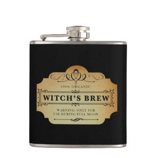 Witch's Brew Flasks