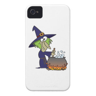 witchs brew halloween cartoon iPhone 4 covers
