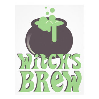 Witchs Brew Letterhead