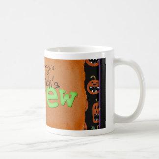 Witch's Brew personalize mug