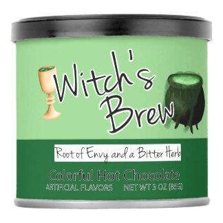 Witch's Brew: Root of Envy and a Bitter Herb Powdered Drink Mix