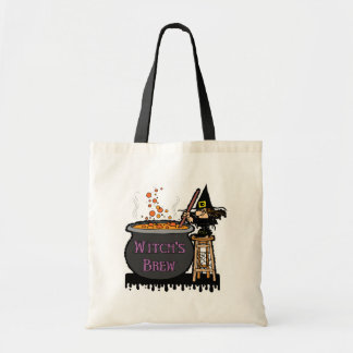 Witch's Brew Trick Or Treat Bag