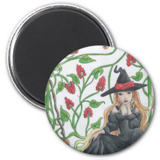 Witch's Broom Magnet