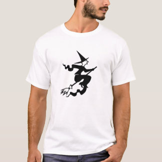Witch's broom T-Shirt