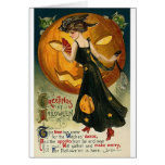 Witch's Dance Greeting Card