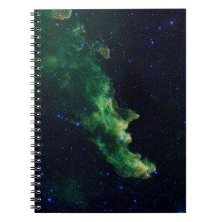 Witch's Head Nebula Notebook