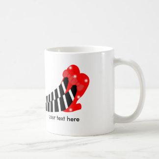 Witch's legs oz coffee drinking mug cup