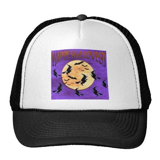 Witch's Moon Trucker Hat
