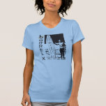 Witch's Rock, Costa Rica Tshirt