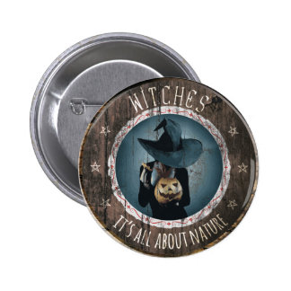 Witch's Seal - Supernatural Button