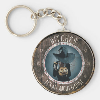 Witch's Seal - Supernatural Keychain