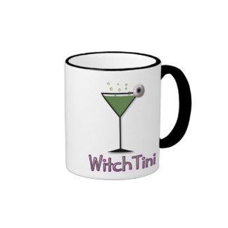 Witchtini Ringer Coffee Mug