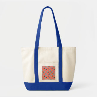 Witchy Blue Moons Impulse Tote Bag