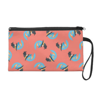 Witchy Blue Moons Wristlet Purses