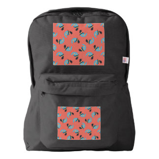 Witchy Blue Moons Backpack